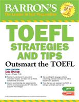 Outsmart the TOEFL: Test Strategies and Tips. (+ CD: Mp3). 2nd Edition, Sharpe P. J. обложка-превью