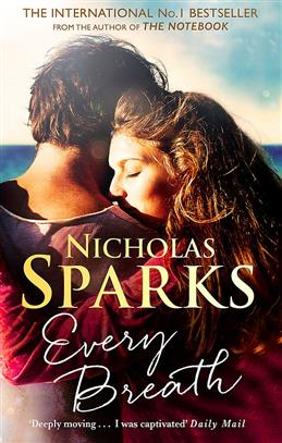 Every Breath, Sparks N. обложка книги
