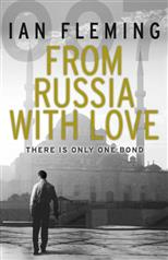 From Russia with Love, Fleming I. обложка-превью