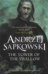 Tower of the Swallow, Sapkowski A. обложка-превью