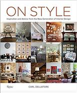 On Style: Inspiration and Advice from the New Generation of Interior Design обложка-превью
