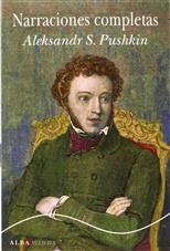 Narraciones Completas, Pushkin A. обложка-превью