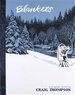 Blankets: A Graphic Novel, Thompson C. обложка-превью