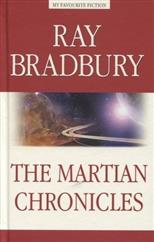 Martian Chronicles, Bradbury R. D. обложка-превью