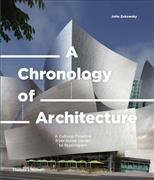 A Chronology of Architecture: A Cultural Timeline from Stone Circles to Skyscrapers обложка-превью