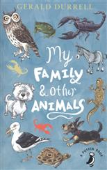 My Family and Other Animals, Durrell G. обложка-превью