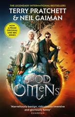 Good Omens (Film Tie-in), Pratchett T. обложка-превью