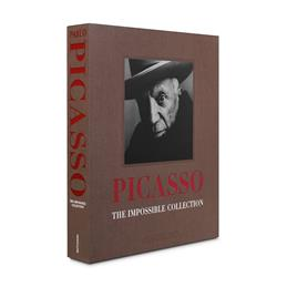 Pablo Picasso: The Impossible Collection обложка книги