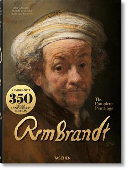 Rembrandt: The Complete Paintings обложка книги