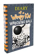 Diary of a Wimpy Kid: Wrecking Ball, Kinney J. обложка-превью