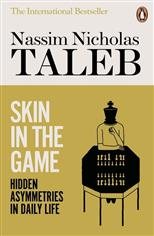 Skin in the Game: Hidden Asymmetries in Daily Life, Taleb N. N. обложка-превью