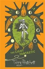 Light Fantastic, Pratchett T. обложка-превью