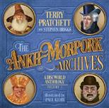 Ankh-Morpork Archives. Volume I, Pratchett T. обложка-превью