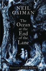 Ocean at the End of the Lane, Gaiman N. обложка-превью