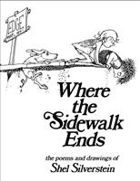 Where the Sidewalk Ends: Poems and Drawings, Silverstein S. обложка-превью