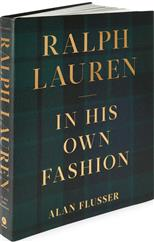 Ralph Lauren: In His Own Fashion, Flusser A. обложка-превью