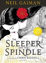 Sleeper and the Spindle, Gaiman N. обложка-превью