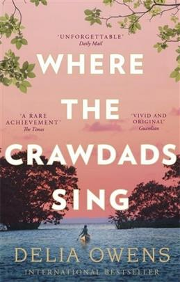 Where The Crawdads Sing, Owens D. обложка книги