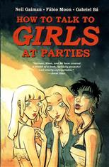 How to Talk to Girls at Parties, Gaiman N. обложка-превью