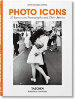 Photo Icons. 50 Landmark Photographs and Their Stories обложка-превью