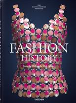 Fashion History from the 18th to the 20th Century обложка-превью
