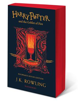 Harry Potter and the Goblet of Fire. Gryffindor Edition, Rowling J. K. обложка книги