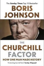 Churchill Factor. How one man made history, Johnson B. обложка-превью
