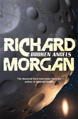 Broken Angels, Morgan Richard обложка-превью