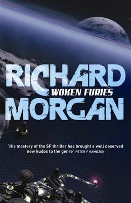 Woken Furies, Morgan Richard обложка книги