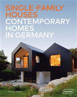 Single-Family Houses. Contemporary Homes in Germany, Uffelen Ch. обложка-превью