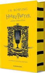 Harry Potter and the Goblet of Fire. Hufflepuff Edition, Rowling J. K. обложка-превью
