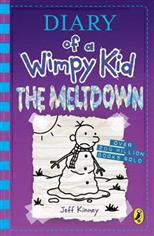 Diary of a Wimpy Kid: The Meltdown, Kinney J. обложка-превью