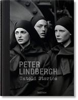 Peter Lindbergh. Untold Stories обложка-превью