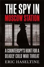 Spy in Moscow Station, Haseltine E. обложка-превью