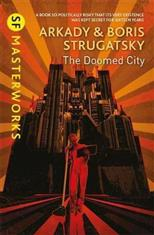 Doomed City, Strugatsky A., Strugatsky B. обложка-превью