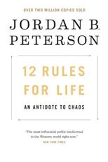 12 Rules For Life, Peterson J. B. обложка-превью
