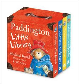 Paddington Little Library, Bond M. обложка книги