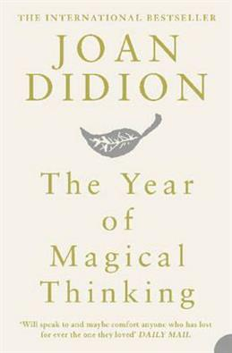 Year of Magical Thinking, Didion Joan обложка книги