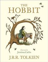 Colour Illustrated Hobbit, Tolkien J. R. R. обложка-превью