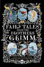 Fairy Tales from the Brothers Grimm, Grimm Brothers обложка-превью