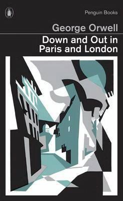 Down and Out in Paris and London, Orwell G. обложка книги