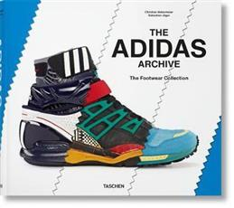 Adidas Archive. The Footwear Collection обложка книги