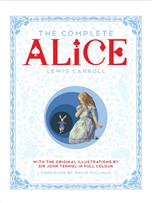 The Complete Alice, Carroll L. обложка-превью