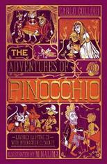 Adventures of Pinocchio, Collodi C. обложка-превью
