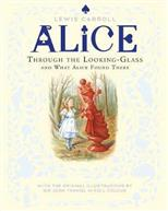 Through the Looking-Glass and What Alice Found There, Carroll L. обложка-превью