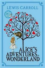 Alice's Adventures in Wonderland, Carroll L. обложка-превью