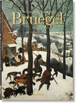 Bruegel. The Complete Paintings: 40th Anniversary Edition обложка-превью