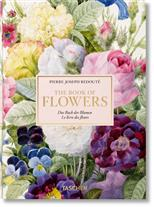 Pierre-Joseph Redoute. The Book of Flowers. 40th Anniversary Edition обложка-превью
