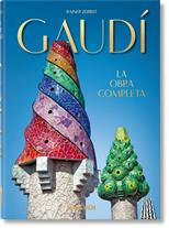 Gaudi. The Complete Works — 40th Anniversary Edition обложка-превью
