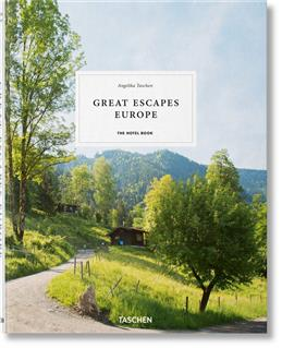 Great Escapes: Europe. The Hotel Book обложка книги